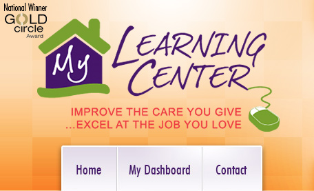 LEARNING CENTER - Improve the care you give. Understand the job you love.